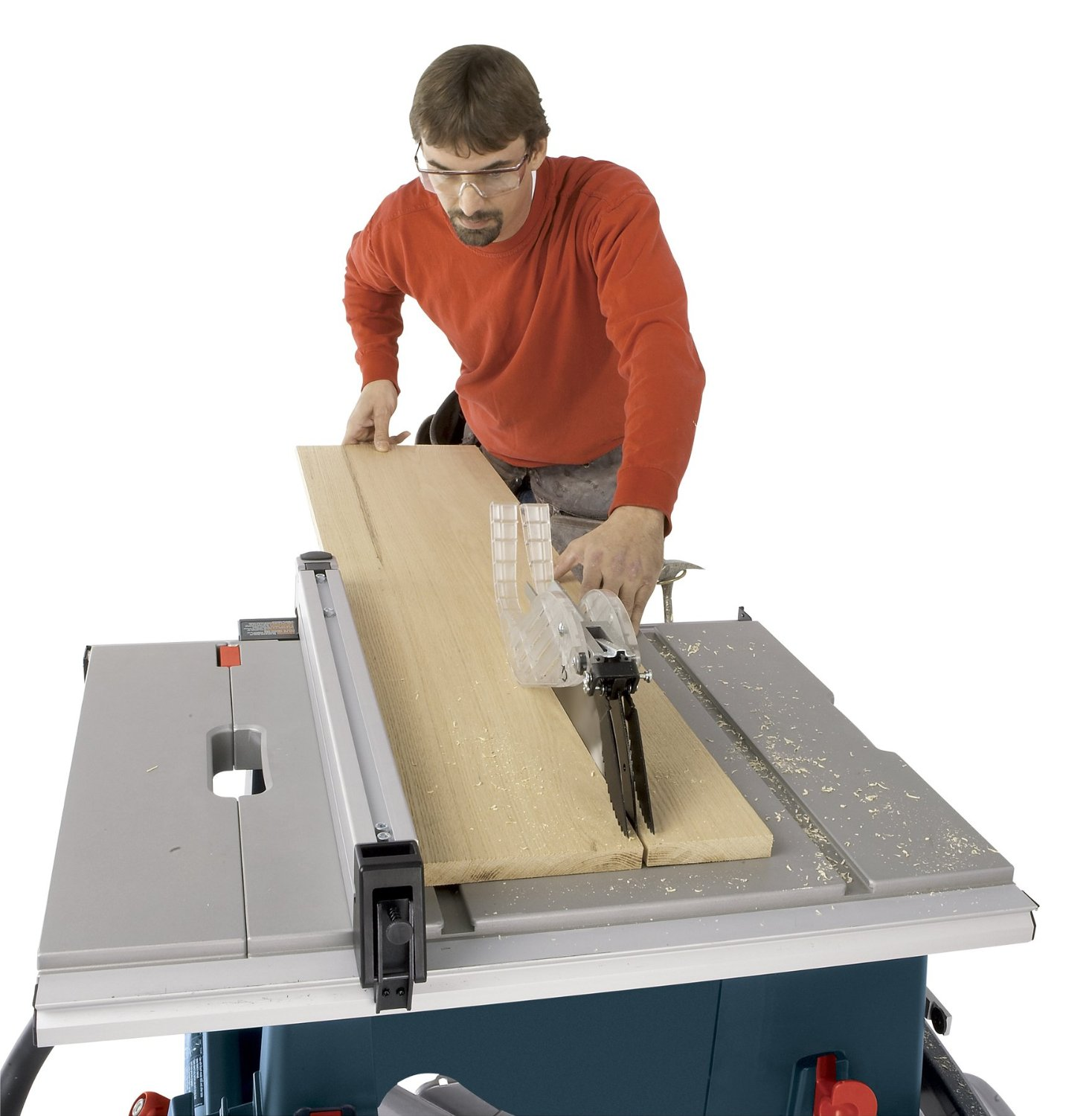 Bosch 4100 09 10 inch worksite table saw review Portable table saw reviews