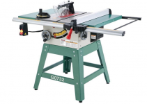 Grizzly G0732 Contractor Style Table Saw Review