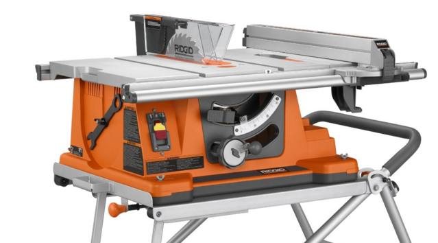 Super Ridgid R4510 Heavy Duty Portable Table Saw Review 2019 Home Remodeling Inspirations Cosmcuboardxyz