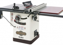 Shop Fox W1824 Hybrid Table Saw with Extension Table Review
